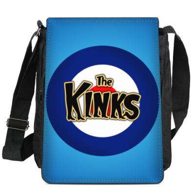 Сумка-планшет The Kinks