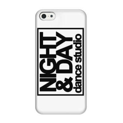 Чехол для iPhone 5/5s Night and Day