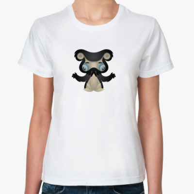 Классическая футболка Abe