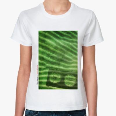 Классическая футболка  Бормор 3 (жен)