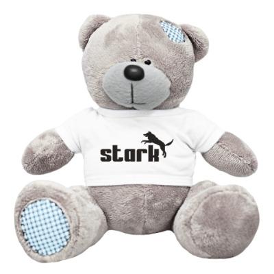 Плюшевый мишка Тедди Старк