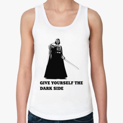 Женская майка  Dark Side