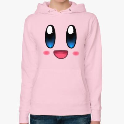 Женская толстовка худи Kirby