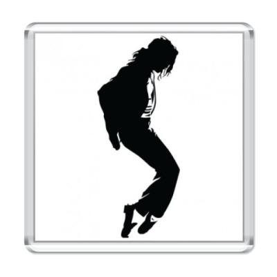 Магнит Michael Jackson