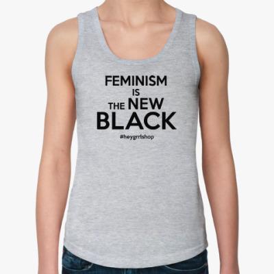 Женская майка The New Black