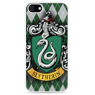 Чехол для iPhone Slytherin