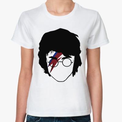 Классическая футболка Гарри Поттер