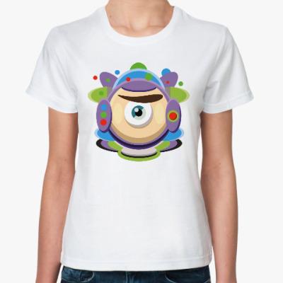 Классическая футболка Базз Лайтер (История Игрушек)