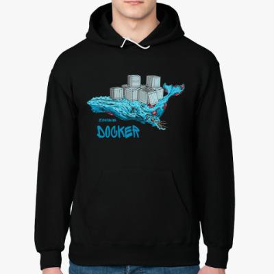 Толстовка худи Docker
