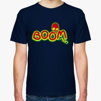 Футболка Boom Man
