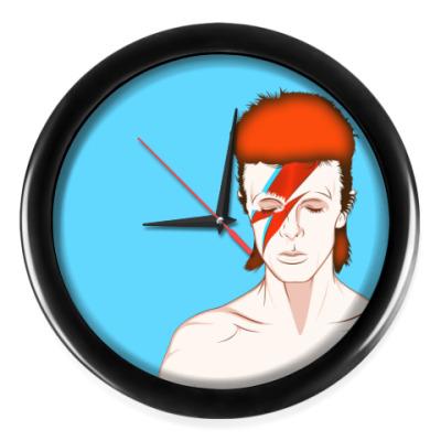 Настенные часы David Bowie