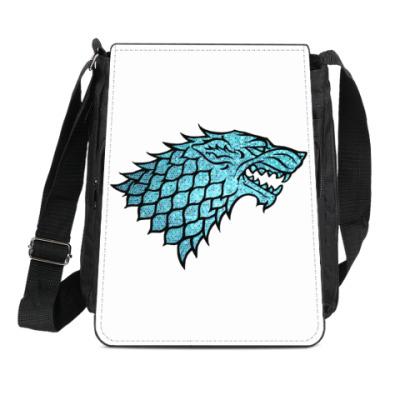 Сумка-планшет Stark Wolf