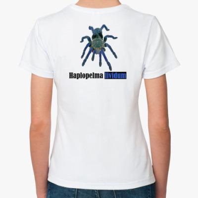Классическая футболка Haplos