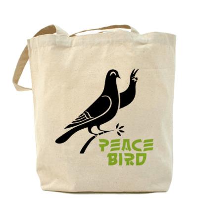 Сумка Peace Bird