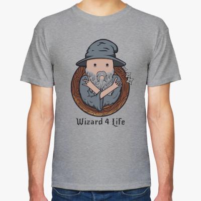 Футболка Wizard 4 Life