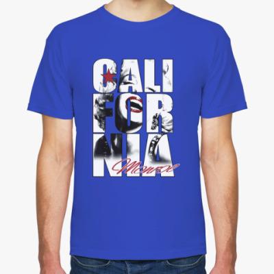 Футболка Монро в Калифорнии