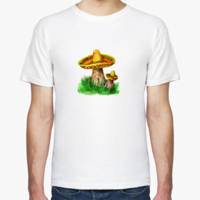 Футболка Веселые грибы