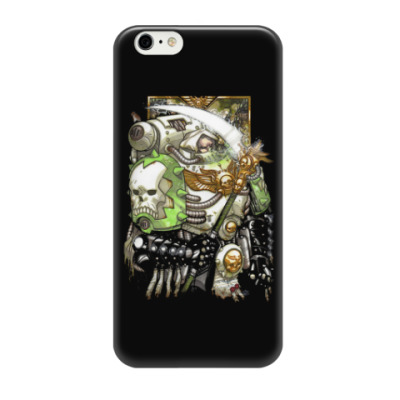 Чехол для iPhone 6/6s Mortarion - Primarch of the  Death Guard Legion