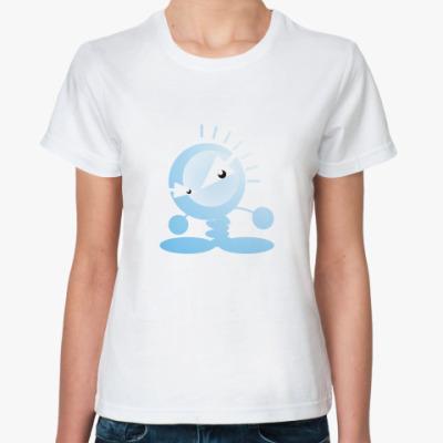 Классическая футболка Капитошка