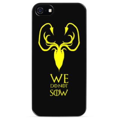 Чехол для iPhone Дом Грейджоев / House Greyjoy