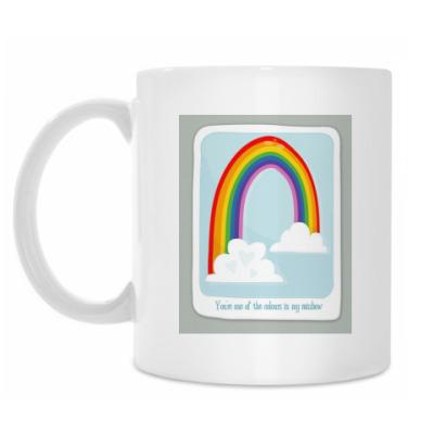 Кружка Rainbow!