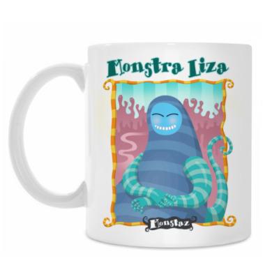 Кружка Monstra Liza