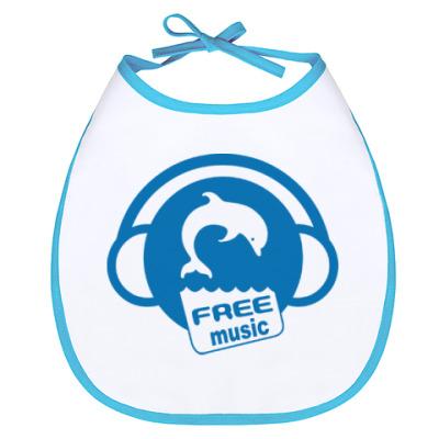 Слюнявчик Free Music