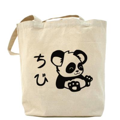 Сумка Panda Холщовая сумка