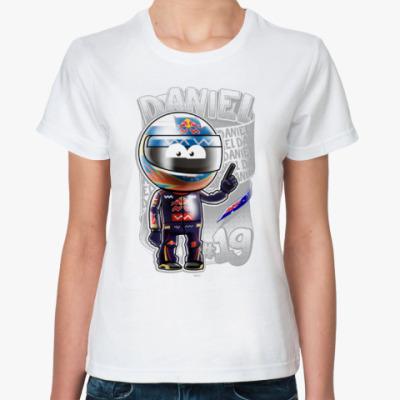 Классическая футболка Daniel № 19
