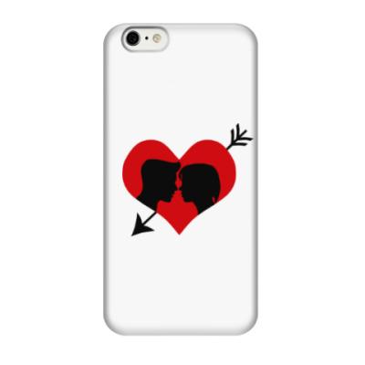 Чехол для iPhone 6/6s Сердце хочет любви