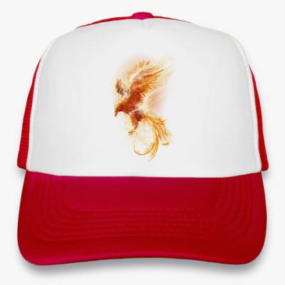Кепка-тракер Птица Феникс Fenix bird