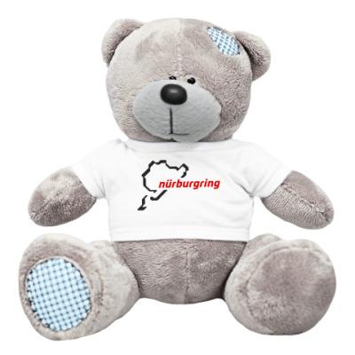 Плюшевый мишка Тедди Нюрбургринг
