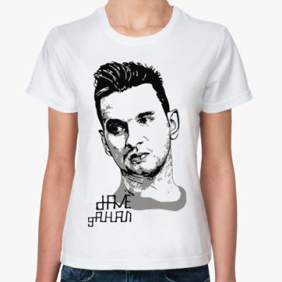 Классическая футболка Dave G.