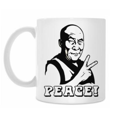 Кружка Далай-лама XIV