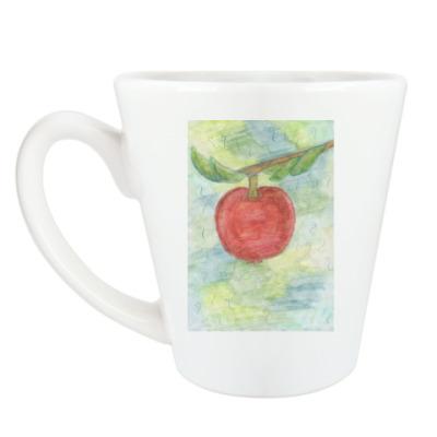 Чашка Латте 'Яблоко'
