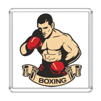 Магнит  Boxing