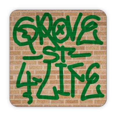 Костер (подставка под кружку) Grove 4 Life