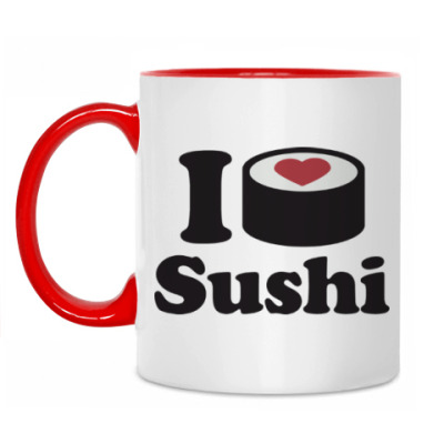 Кружка Love Sushi