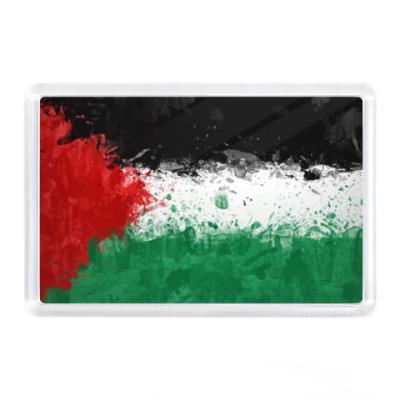 Магнит Флаг Палестины