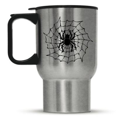 Кружка-термос Spider
