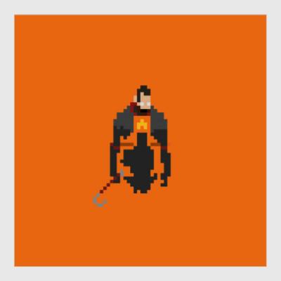 Постер PixelFreeman
