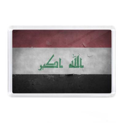 Магнит Флаг Ирака