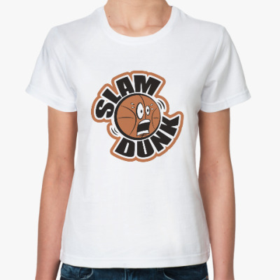 Классическая футболка Slam Dunk