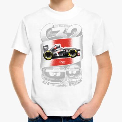 Детская футболка C32