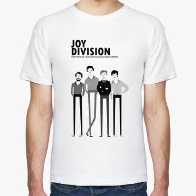 Футболка Joy Division