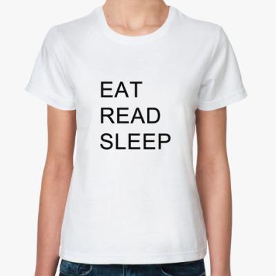 Классическая футболка  Затворника