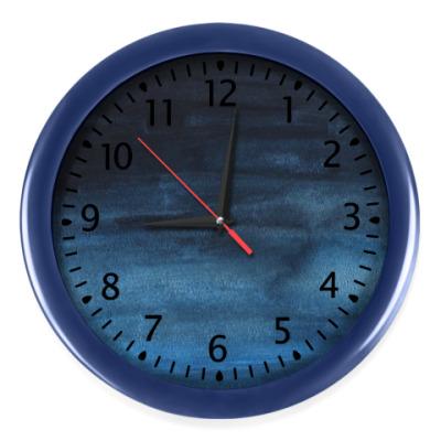 Настенные часы 'штрих'