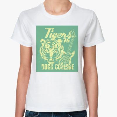Классическая футболка Tigers