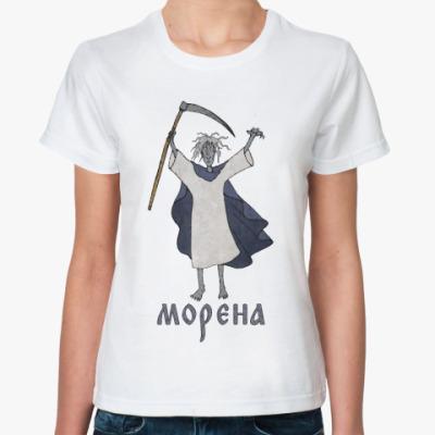 Классическая футболка Морена