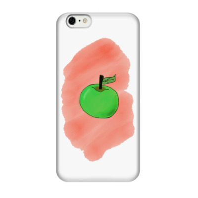 Чехол для iPhone 6/6s 'Яблоко'